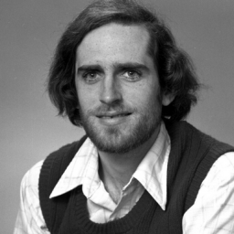 Don Walker in his 1979 staff photo. Credit: Journal Sentinel files